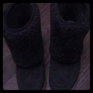 Women's suede UGG Coldin Boot